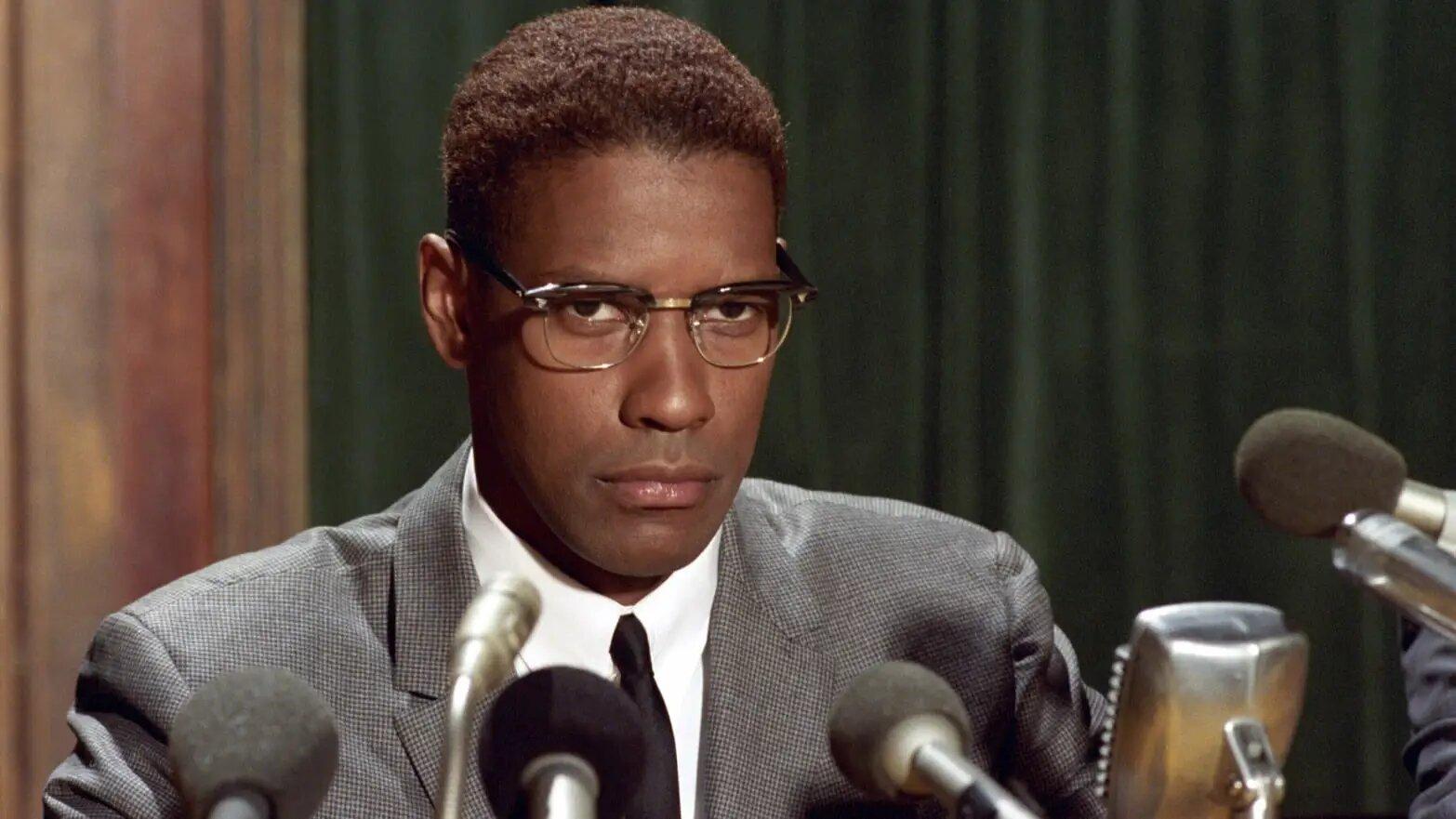 Uno de sus cuatro hijos se llama Malcolm X, como la película que protagonizó en 1992 dirigida por Spike Lee.