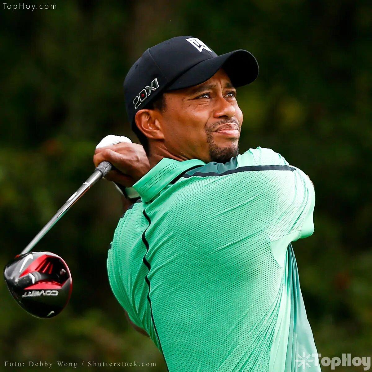 """No importa que tan bueno seas, lo emocionante es que te puedes volver mejor. /Eldrick """"Tiger"""" Woods. Golfista estadounidense."""