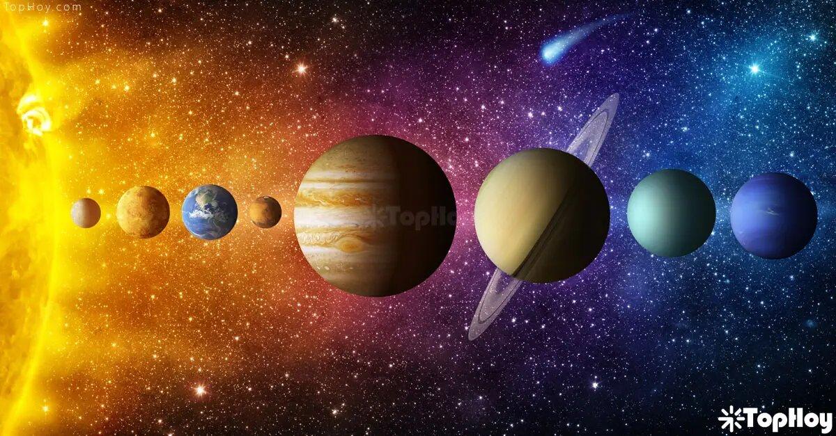 El sol es 3 mil 598 veces más grande que Júpiter, el planeta más grande del sistema solar, y 330 mil veces mayor que la Tierra.