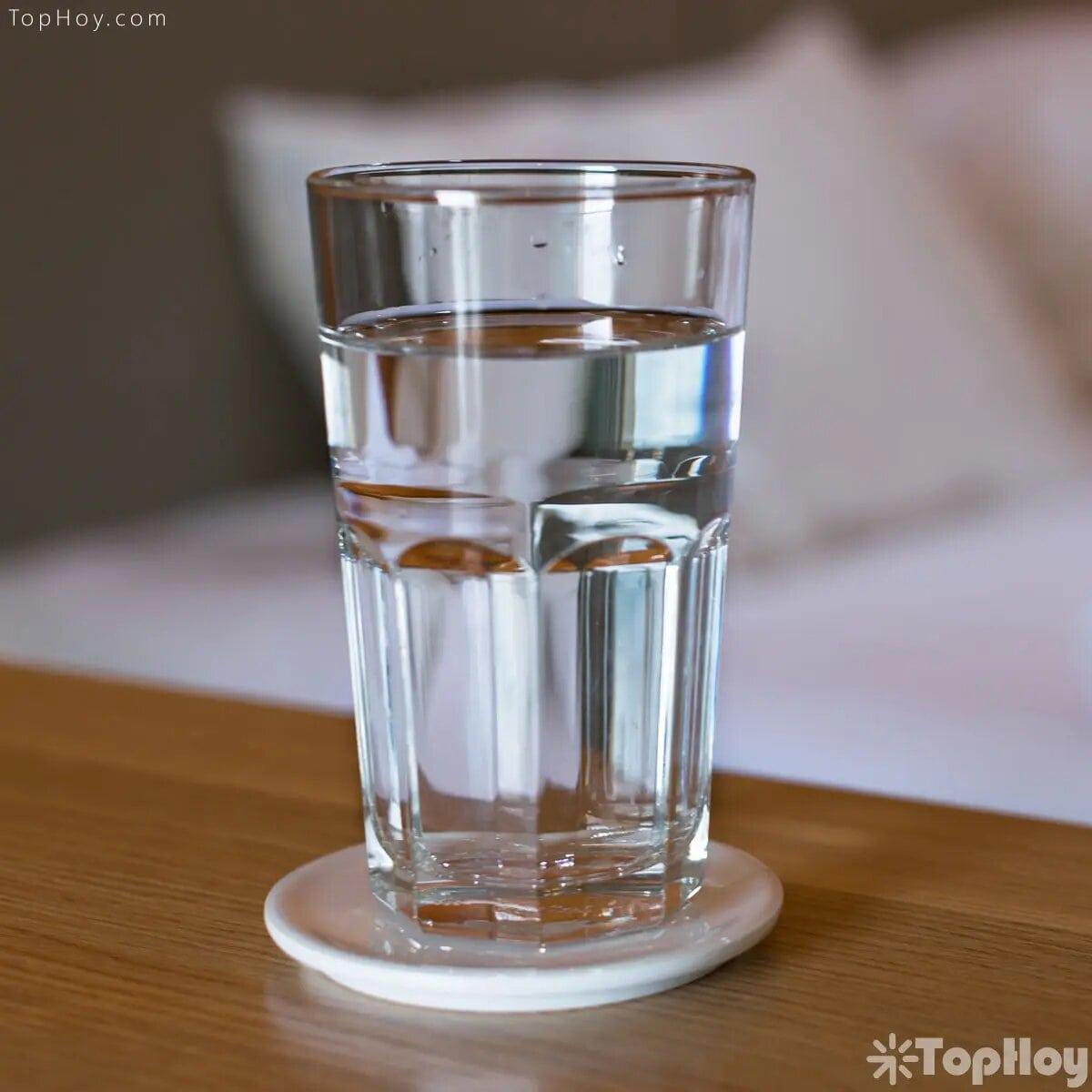 Tomar mucha agua
