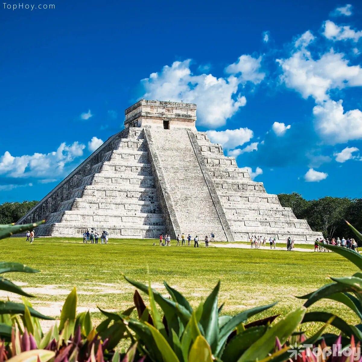 Ciudad Maya de Chichén Itzá, México