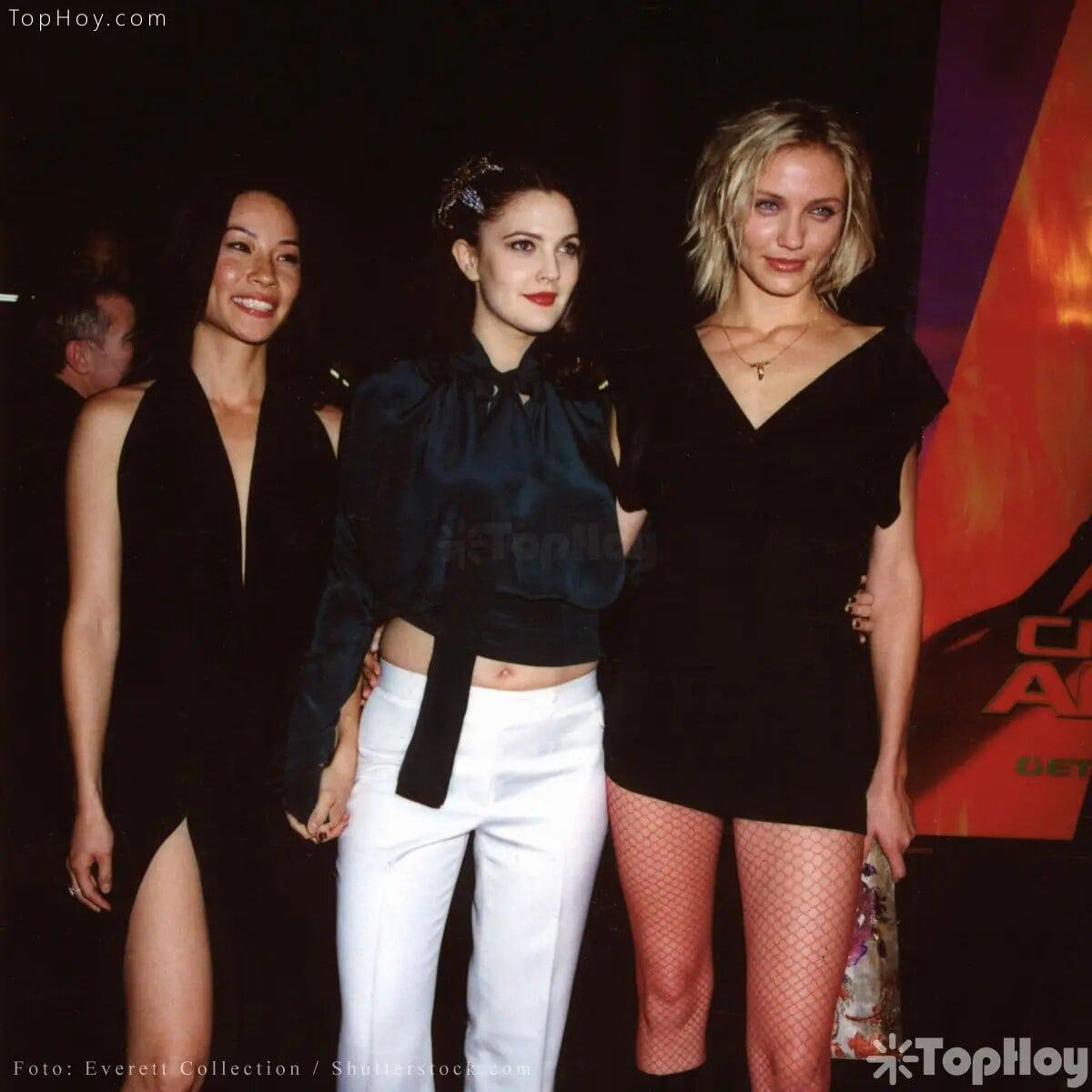"""En enero del 2002, se convirtió en la segunda actriz, después de Julia Roberts, en entrar en el club de los $20 millones por película con """"Charlie's Angels: full throttle""""."""