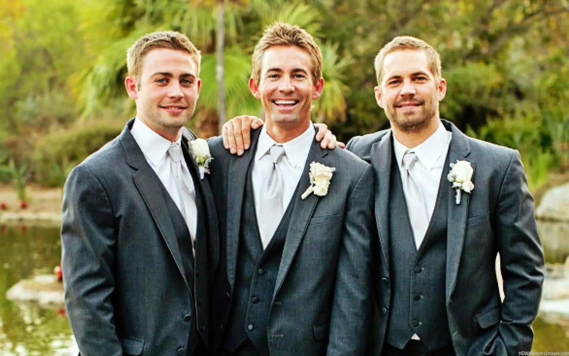 Tenía cuatro hermanos: Caleb y Cody (se parecen mucho) y Ashlie y Amie. Él era el segundo de los hermanos.