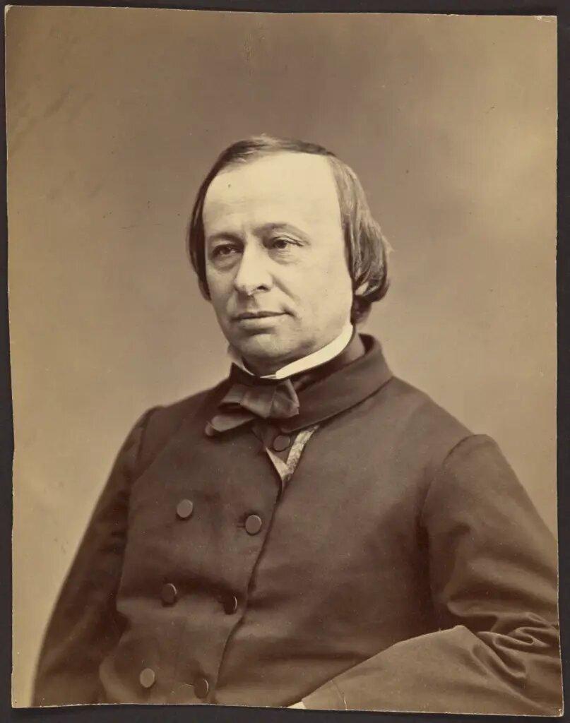 En 1865, el francés Edouard de Laboulaye propuso por primera vez la idea de un monumento para los Estados Unidos.