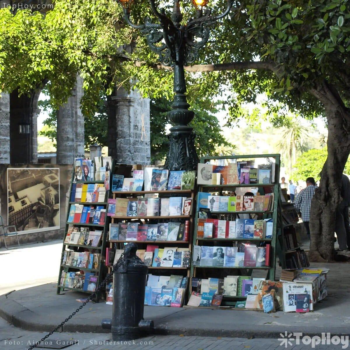 Libros de autores cubanos