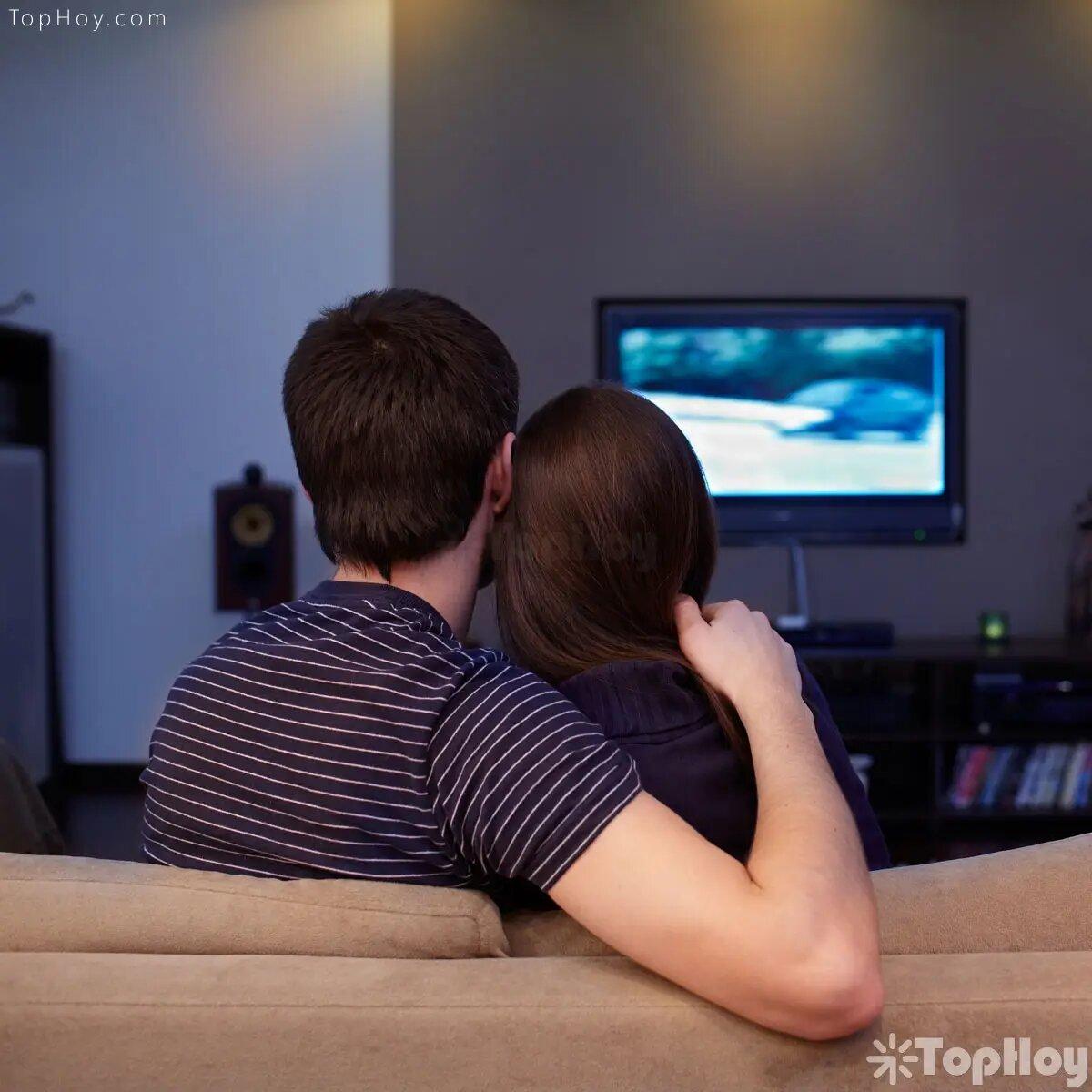 Ver películas juntos