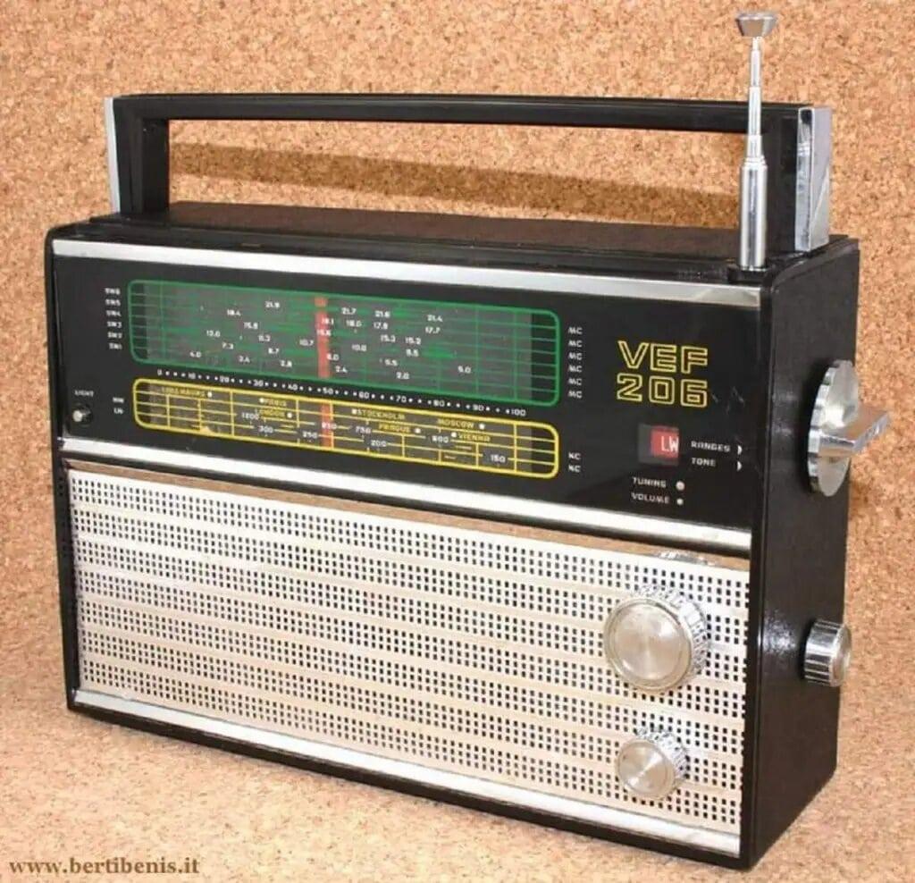 Canciones en la radio